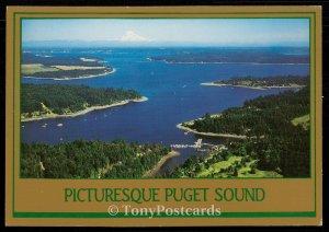 Picturesque Puget Sound