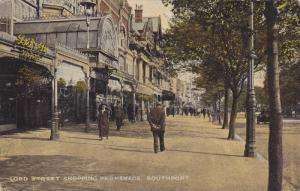 SOUTHPORT , England , 00-10s ; Lord Street Shopping Promenade