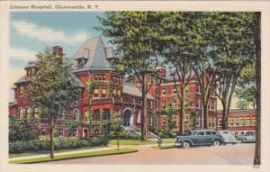 New York Gloversville Littauer Hospital