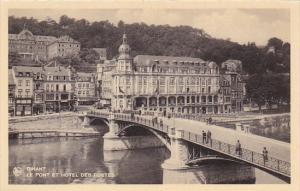 Belgium Dinant Citadelle Le Pont et Hotel des Postes