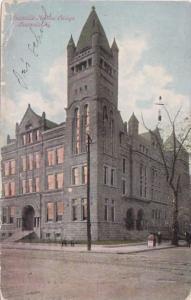 Kentucky Louisville Medical College 1909