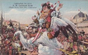 France Nice Carnaval de Nice S M Caranaval XLIII