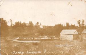 Old Head Jonesboro ME 1912