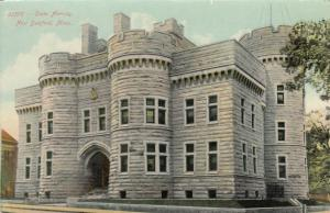 NEW BEDFORD, Massachusetts, 1900-10s; State Armory