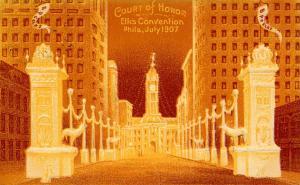 PA - Philadelphia. BPOE Court of Honor. Convention, July 15-20, 1907