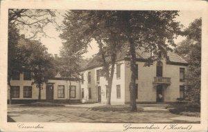 Netherlands Coevorden Gemeentehuis Kasteel 03.22
