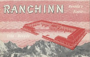 ELKO , Nevada , 1940s ; Ranch Inn
