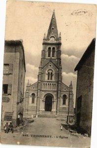 CPA VAUGNERAY-L'Église (236041)