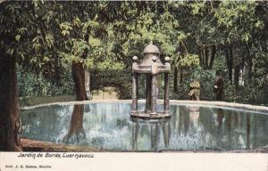 Mexico Cuernavaca Jardin de Borda