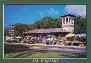 Bahamas Freeport Straw Market