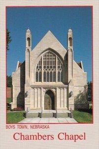 Chambers Chapel Boys Town Nebraska