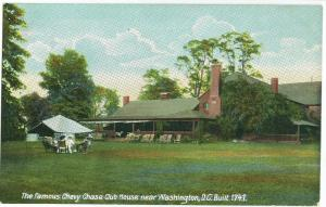 Chevy Chase Club House, Washington DC