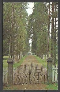 Tennessee, Nashville - The Hermitage Original Entrance - [TN-007]