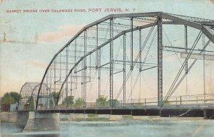 PORT JERVIS , New York , 1914 ; Delaware River bridge