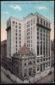 New York ~ BUFFALO Chamber of Commerce Bldg - Vintage DB - pm1913