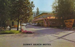 Canada Sunny Beach Motel Penticton British Columbia