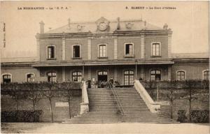CPA AK ELBEUF-La Gare d'Orleans (349214)
