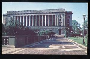 Springfield, Illinois/IL Postcard, Centennial Building