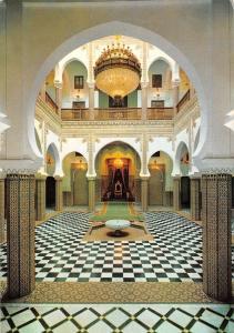 Morocco Tetouan Palais Royal Palace