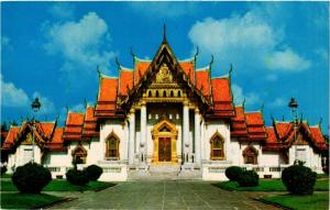 CPM THAILAND Wat Benchamabophitr, Marble Temple Bangkok. Thailand (345768)