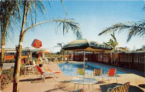 4408 LA New Orleans 1950's  Town House Motor Hotel  Motel