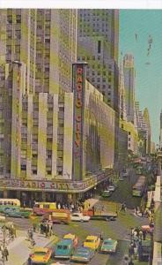New York Vity Radio City Music Hall
