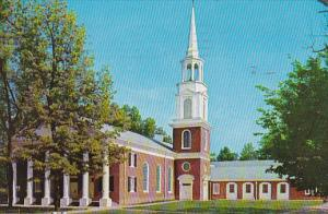 First Presbyterian Church , CORINTH , Mississippi , PU-1959