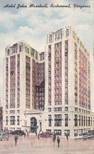Virginia Richmond Hotel John Marshall sk3996
