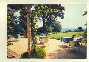 h0646 - Winterbourne Hotel , Bonchurch , Isle of Wight - postcard by Dixon