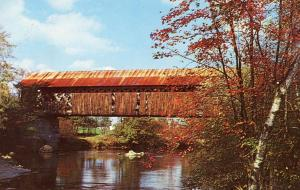 NH - Westport. Covered Bridge