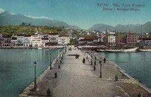 PATRAS, Greece , 1900-10s ; Rue Saint Nicolas