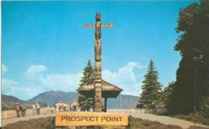 Canada, The Lookout at Prospect Point, Stanley Park, Vanc...