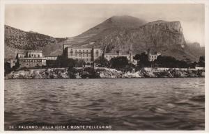 RP: Palermo - Villa Igiea e Monte Pellegrino , Italy , 1942