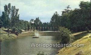 Malaysia, Malaya Kuala Lumpur Lake Garden