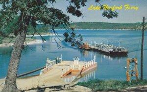 Lake Norfolk Ferry , Arkansas, 1965