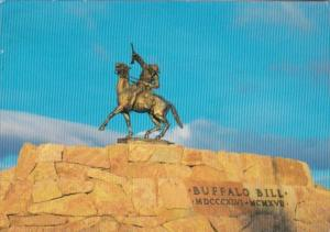 Wyoming Cody The Scout Buffalo Bill Historical Center