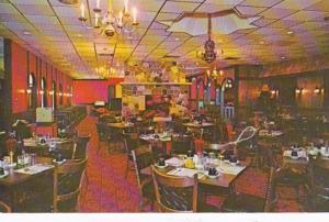 Michigan Pinconning Heppner Villa Restaurant Dining Room