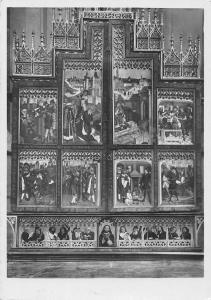 Rothenburg ob Tauber Zwoelfbotenaltar von Herlin in St Jakob