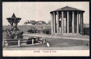 Tempio di Vesta,Rome,Italy BIN