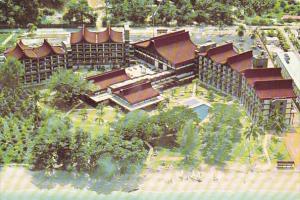Malaysia Penang Rasa Sayang Hotel Batu Feringgi Beach