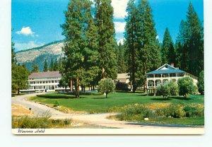Wawona Hotel Yosemite Nat Parl California