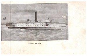 Vermont  Steamer Vermont