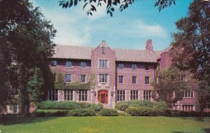 Lucina Hall Residence For Women Ball State Teachers College Muncie Indiana