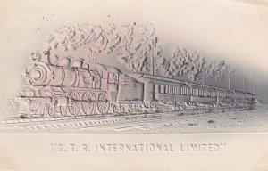 G.T. Railroad International Limited Train , Canada , 1906