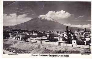 Arequipa Peru Photo View - Holiday Greetings