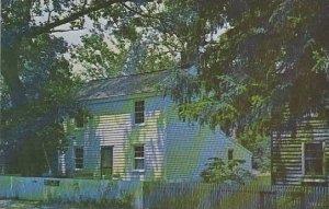 New Jersey Batsto Restored Workers Cottage