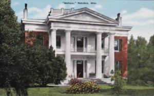 Mississippi Natchez Melrose