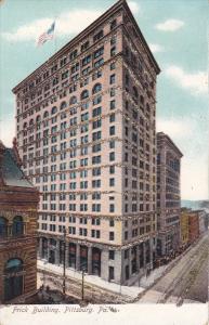 PITTSBURGH, Pennsylvania; Frick Building, Glitter detail, 00-10s