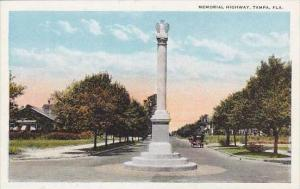 Florida Tampa Memorial Highway