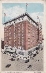 New York Syracuse The Onondaga